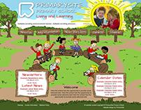 PrimarySite Template