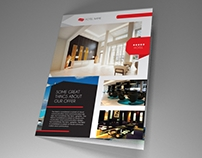 Hotel Brochure Indesign Vol.1