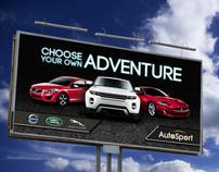 Saskatoon AutoSport – Branding Billboard