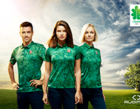 Olympic LTeam official apparel campaign for Rio 2016
