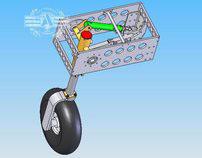 Aviator XF-11 Landing Gear Design