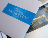 Madero Mystic . Brand, identity & WebDesign