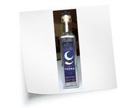Arid Club Vodka Label