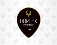 Duplex Club - Flyers & Posters