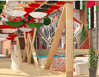 UAE NATIONAL DAY 47 (DUBAI MUNICIPALITY)2018