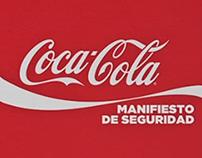 Coca-Cola - Manifiesto de seguridad