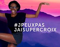 Super Croix - Digital Campaign