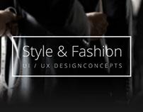 Style & Fashion Websites | 2016