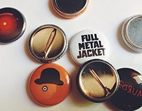 Nice Button Pins