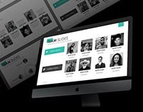Team Slides Template | Free Download