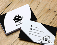 Business Card - Real Estate