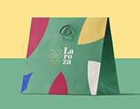 Laroza | Visual Identity branding