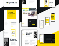 QloudSoft - web development company