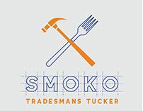 SMOKO Logo Design