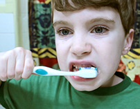 Brush, a How-to Video for Children
