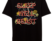 T-Shirt Design for The National