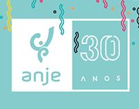 ANJE - 30 ANOS