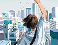 Book cover: Et vous, comment vivrez-vous ?