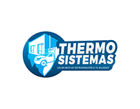 Logotipo + Branding - ThermoSistemas