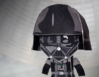 Paper Toys - Series 3 - Star Wars
