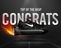 Nike + Levels of Achievement