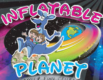 Inflatable planet Spec art