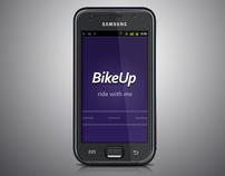 Bike Up - Bicing Mobile App
