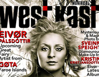 WEST KAST Webzine Covers