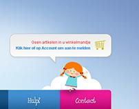 Laura webshop