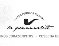 La Personnalité logos 2008 - 2012
