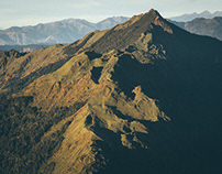 寶拉沒有來 台灣百岳:奇萊南華山、天池山莊