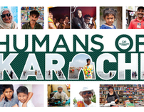 Humans of Karachi Logo