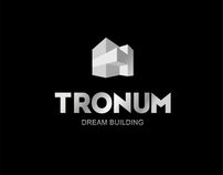 TRONUM Corporate and Brand Identity