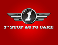 1st Stop Auto Care Logo
