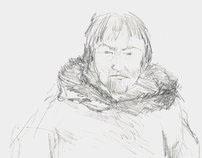 Rough Drawings