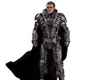 Zod - Man of Steel