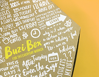 Buzi Box - Healthy Office Snack Box