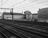 Lyon - Gare de Perrache