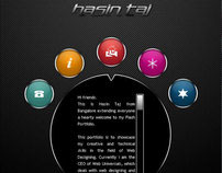 Hasin Portfolio - Arena Animation Koramangala