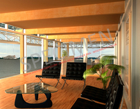 Rendering Mara Architectuur BNA