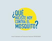 Campaña de prevencion contra el dengue