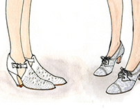 Fashion Illustrations 2013