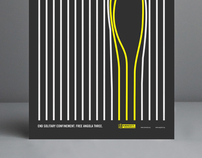 Amnesty International - Free Angola 3 Poster