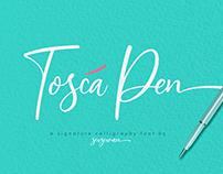 Tosca Pen Font Free