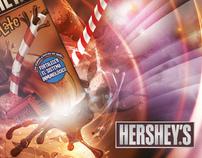 Hershey`s / Unique taste sensation