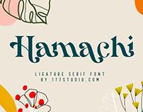 Free Font - Hamachi