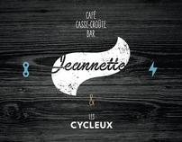JEANNETTE ET LES CYCLEUX - IDENTITY