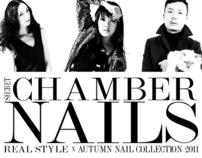 REAL STYLE x SECRET CHAMBER NAILS