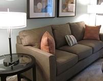 Model Apartment - Baltimore Area - 8/2012