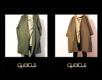"""Created brand  """"QUERCUS"""" FW12/13 collection project"""